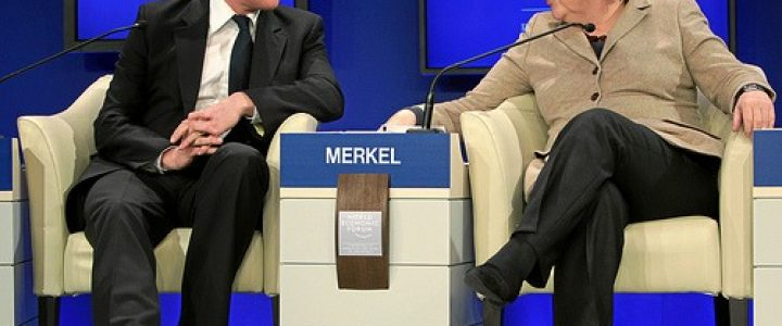 Revitalizing Global Trade: Cameron, Merkel