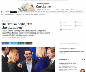 """Die_Griechenland-Troika_heißt_jetzt_""""Institutionen"""""""
