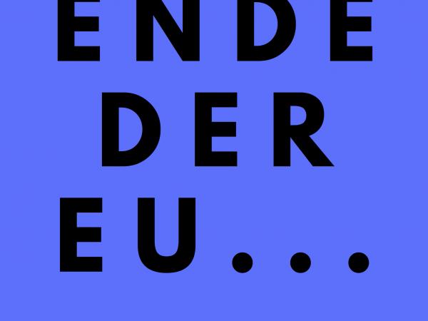 Das Ende der EU... 1