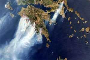 REUTERS/NASA/Handout (GREECE).  EDITORIAL USE ONLY. NOT FOR SALE FOR MARKETING OR ADVERTISING CAMPAIGNS.