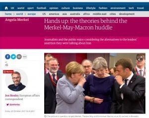 Wie mit Bildern Politik gemacht wird 3