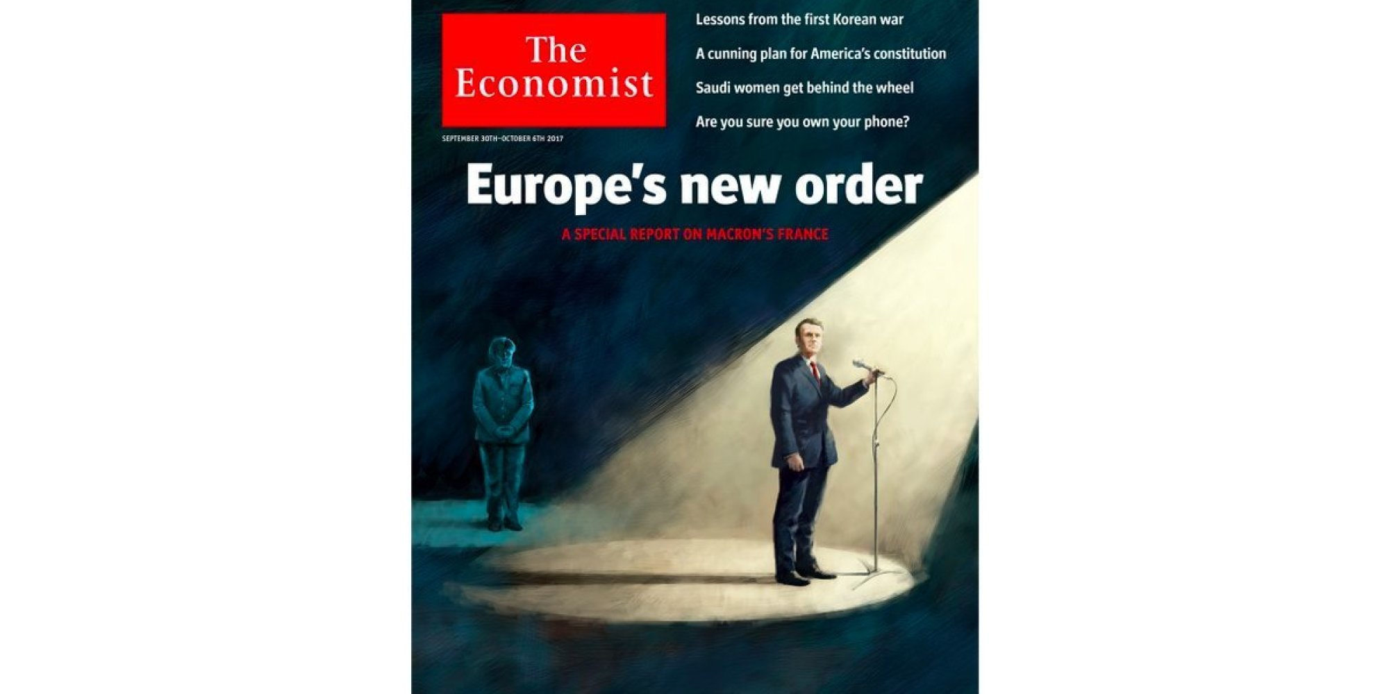Europe's new order