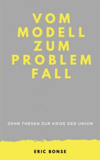 Cover Vom Modell zum Problemfall