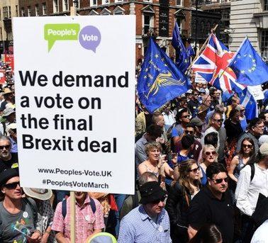Brexit-Dämmerung